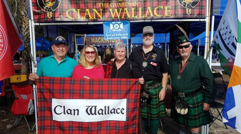 40th Annual Central Florida Scottish Highland Games 2017