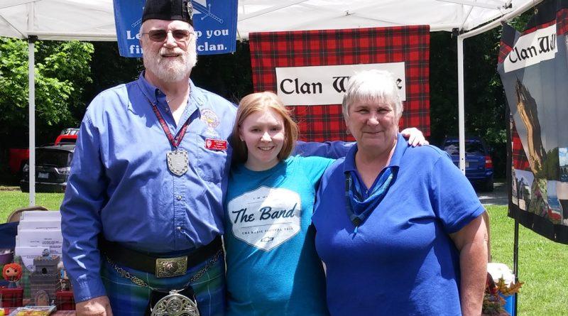 17th Annual Bethabara Highland Games
