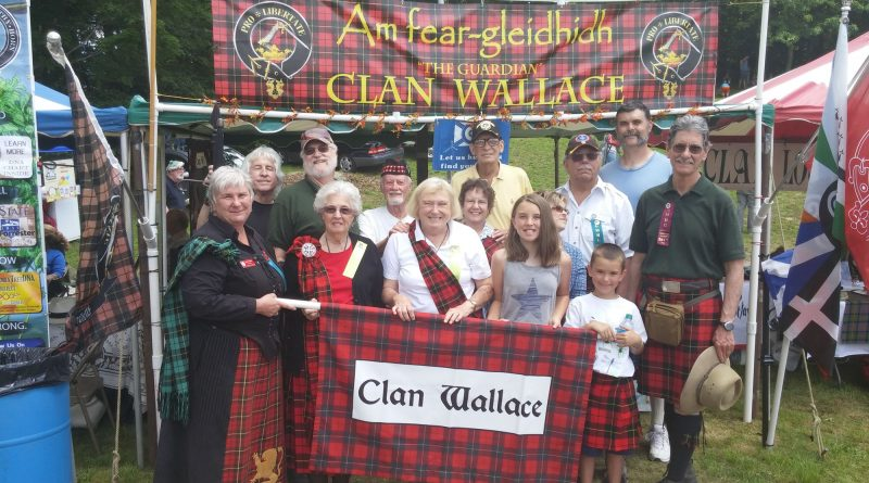 62nd Annual Grandfather Mountain Highland Games