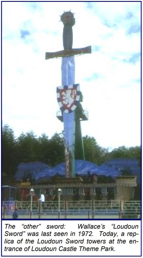 the loudoun sword